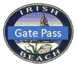 Beach Gate Access Card: Additional or Replacement Card