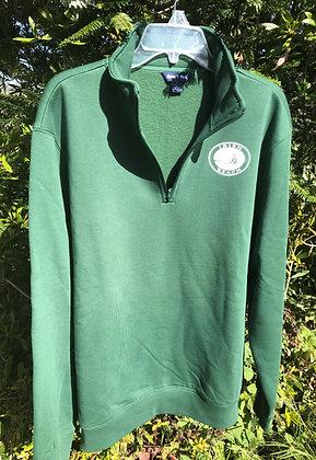 Sweatshirt (Men's with 1/4 Zipper)