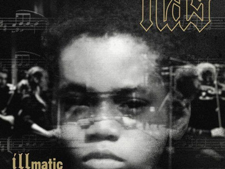 "Nas Releases ""Illmatic (Live From The Kennedy Center)"""