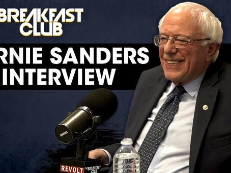 Bernie Sanders Interview on The Breakfast Club