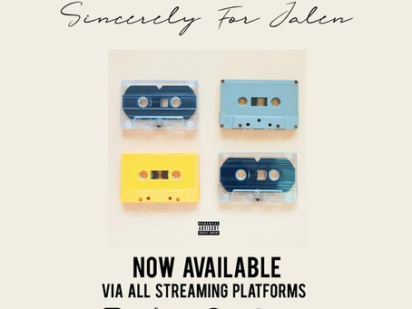 StupidGenius Releases New EP 'Sincerely for Jalen'