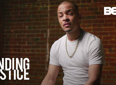 T.I. Discusses The Injustices People Of Color Face In The Political System & More | Finding Justice