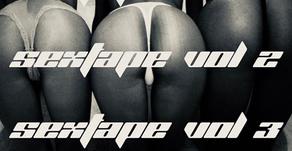 """The-Dream """"Ménage à Trois: The Sextape Vol. 1, 2 & 3"""""""