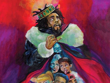 J. Cole Drops New Album 'K.O.D.'