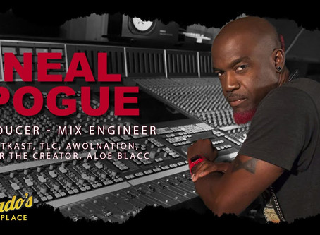 Producer / Mix Engineer, Neal Pogue (Outkast, TLC, Earth Wind & Fire) Pensado's Place Interview