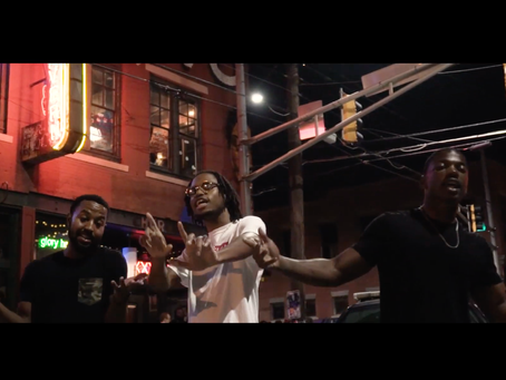 VIDEO: Ka'Reef x Tray 5 x Braz The Muscle - Of Course (Prod. OG Parker)