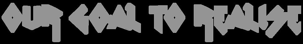 Our Goal To Realise Logo