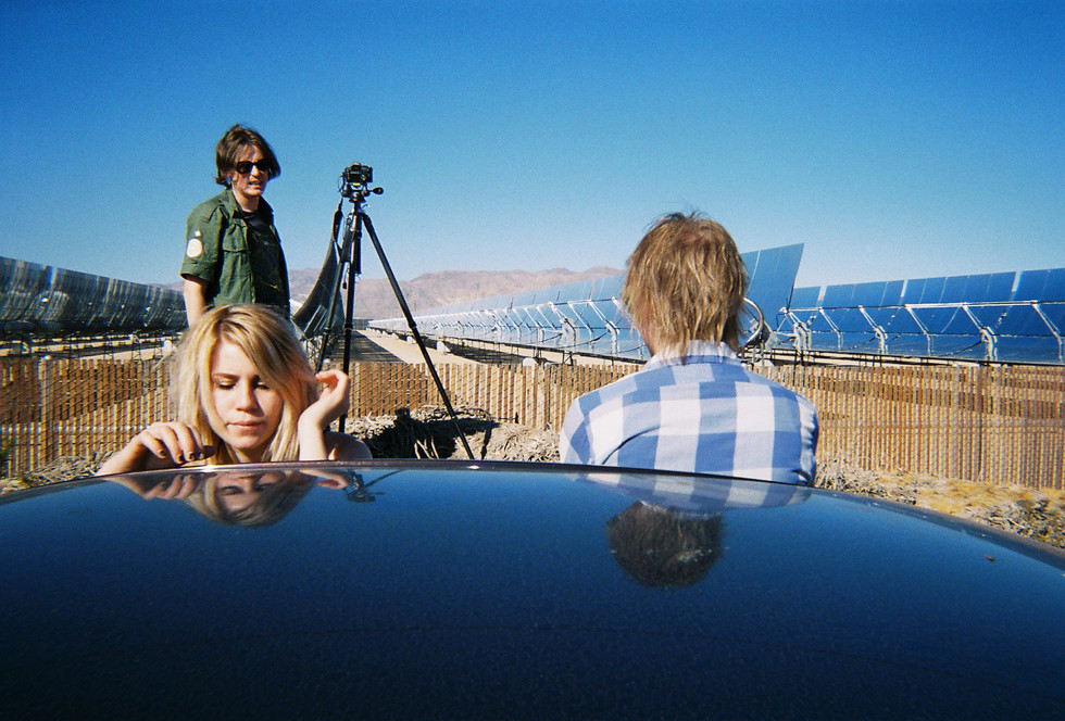 Road Eyes Cover Shoot
