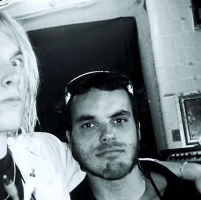 Blackout Video Shoot, Nottingham - 2005