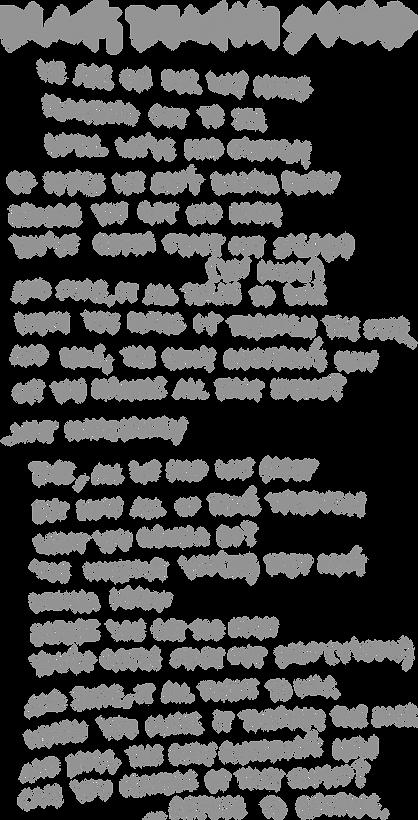 Black Beacon Sound Lyrics