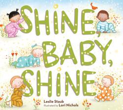 Shine Baby Shine cover