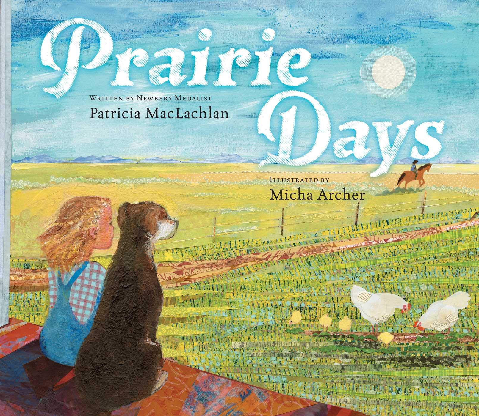 Prairie Days cover