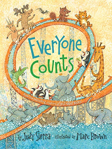 Everyone Counts cover