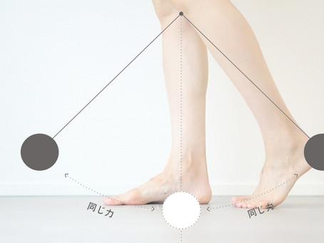足の健康と靴の関係③靴は軽い方がいい?