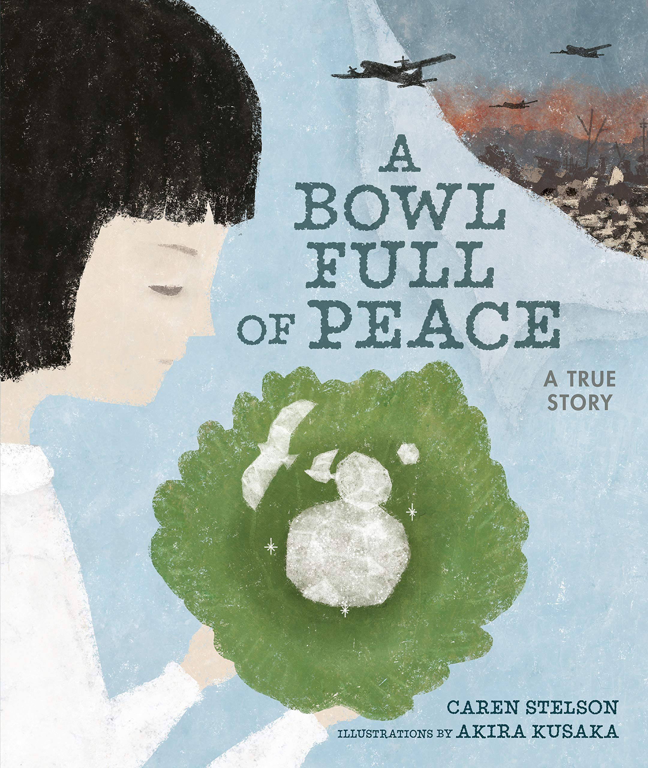 A Bowl Full of Peace cover
