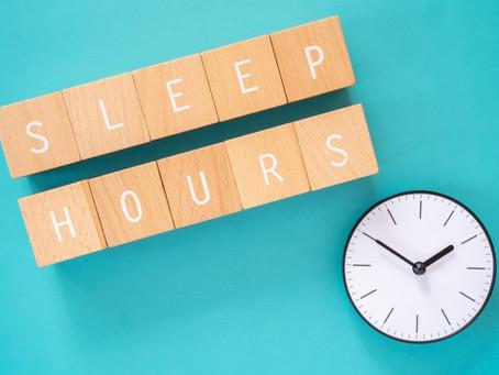 骨と筋肉Q&A④「睡眠」が「骨」に与える影響