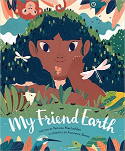 My Friend Earth cover