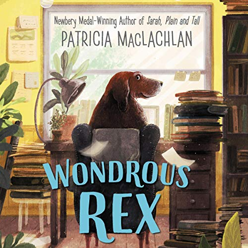 Wondrous Rex cover