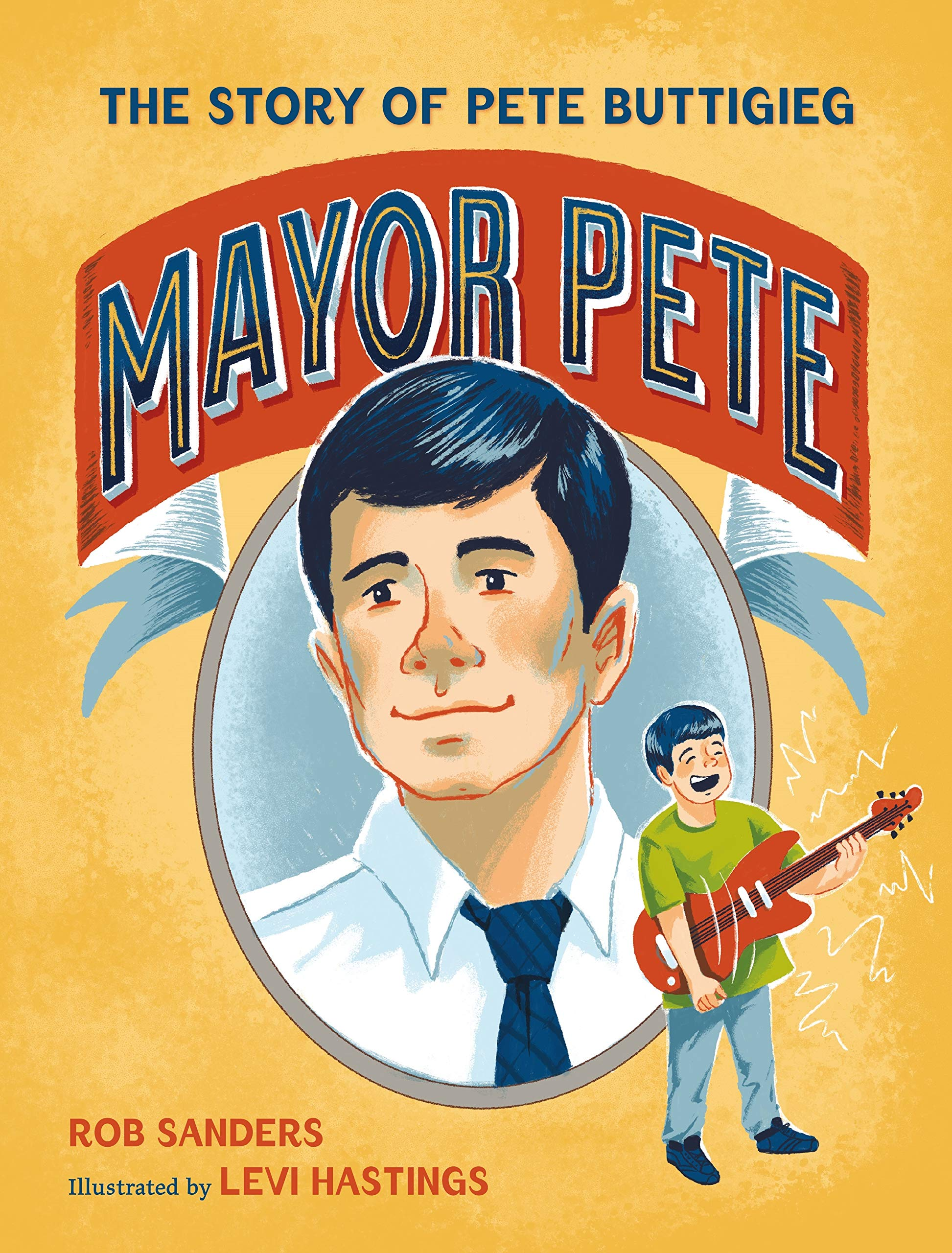 Mayor Pete cover