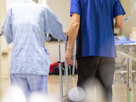 人工膝関節④術後について
