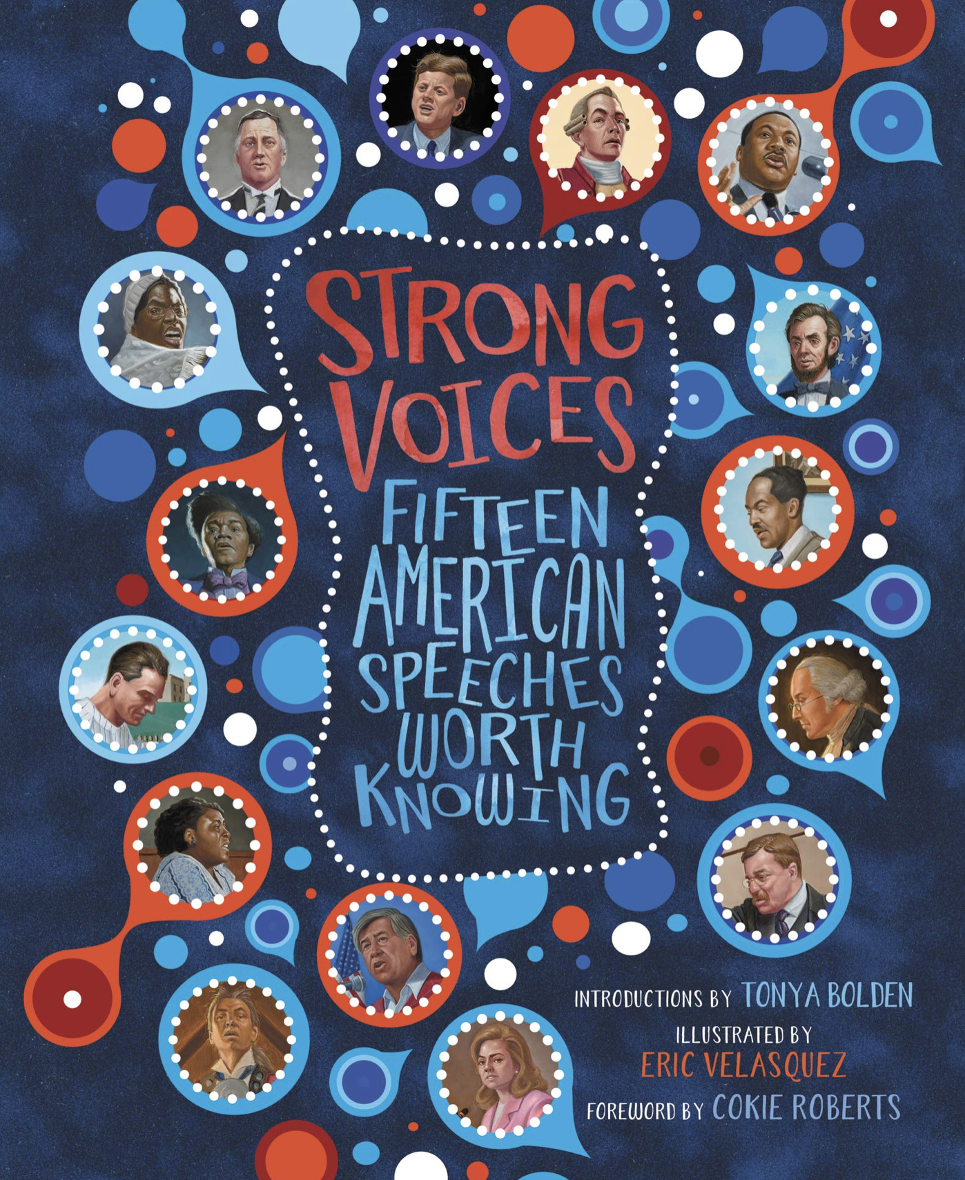 Strong Voices: 15 American Speeches