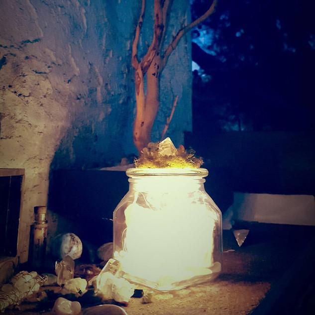 Fairy Lamp