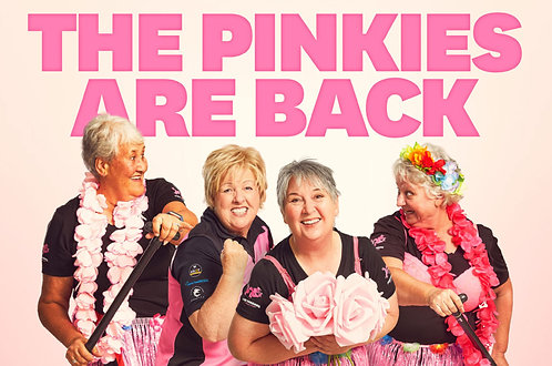 The Pinkies Are Back