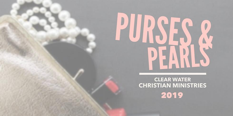 Women's Fall Retreat:  Purses & Pearls