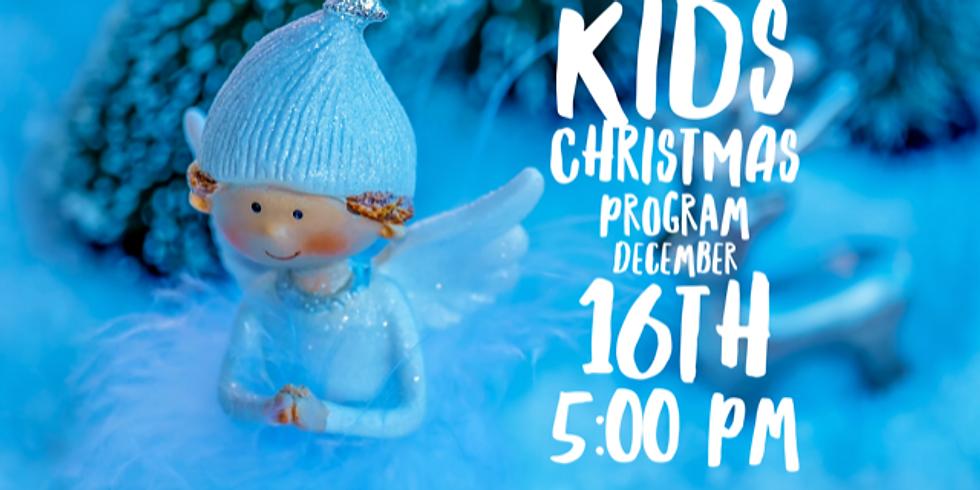 Children's Christmas Program!