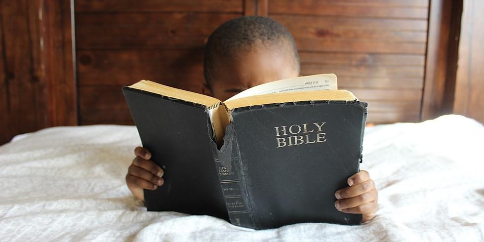 Wednesday Night Bible Study!