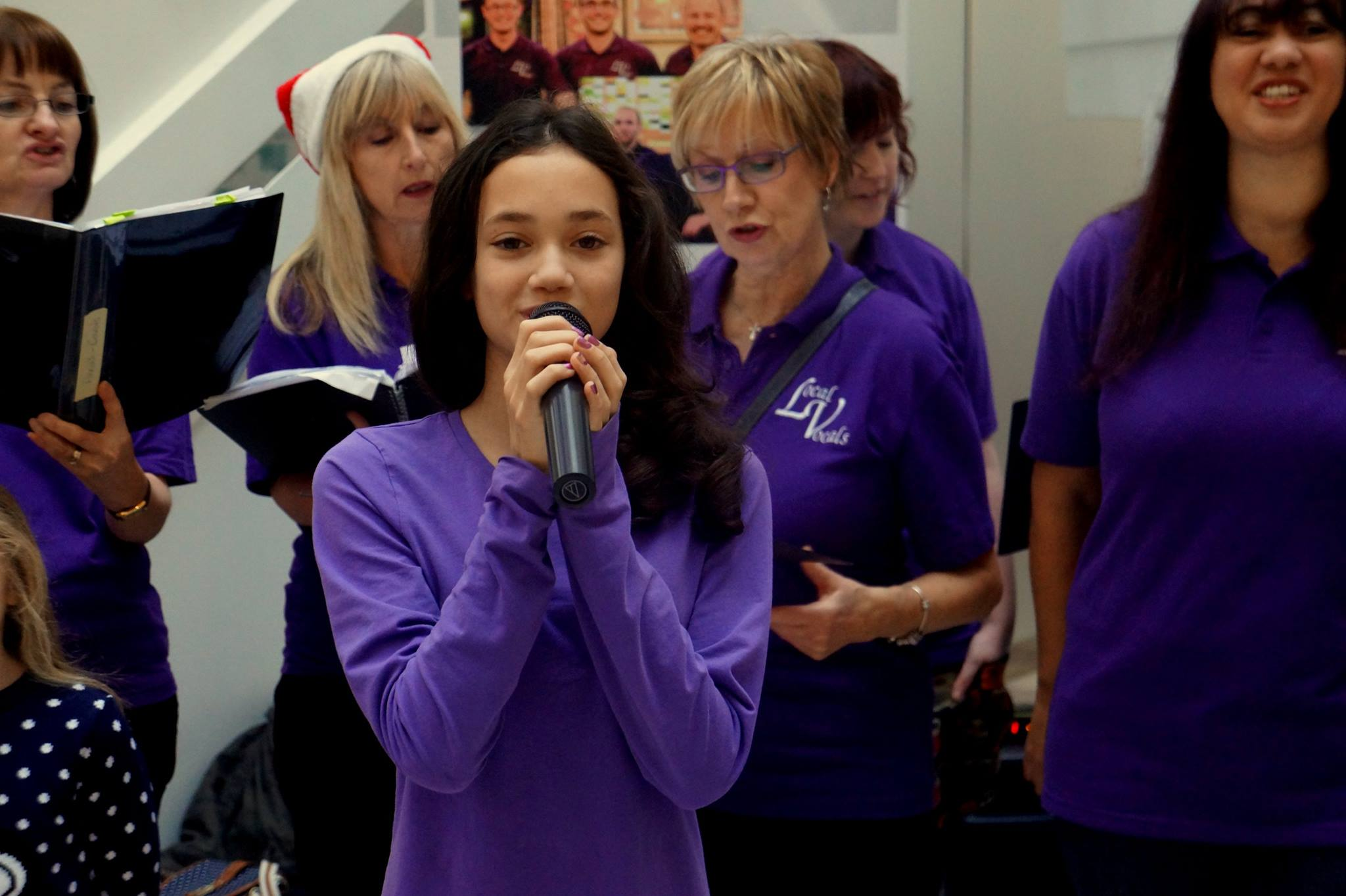 Local Vocals at West Orchards