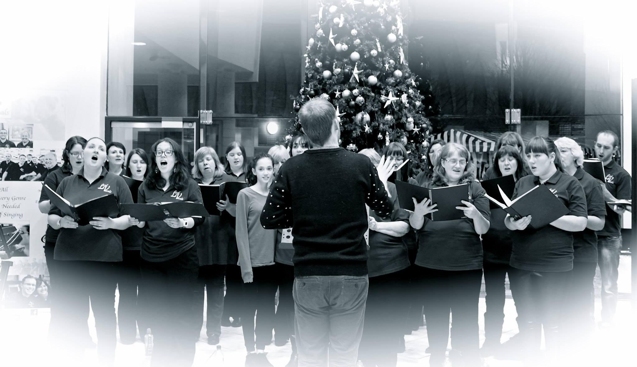 Local Vocals Christmas 2014