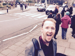 Local Vocals at Abbey Road