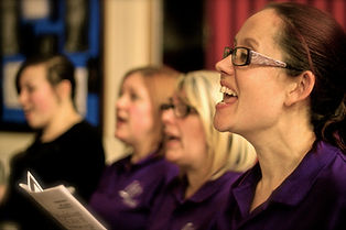 Coventry Choir Local Vocals