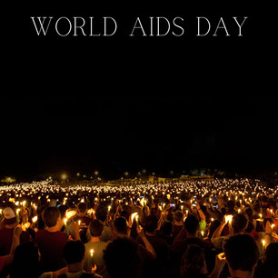 World AIDS Day Memorial Post