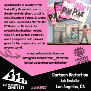 SF Zinefest Promo
