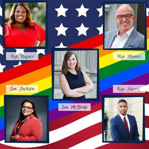 Post Election LGBT*Q Celebratory Post