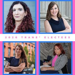 Post Election Trans* Celebratory Post