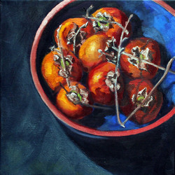 From The Persimmon Tree