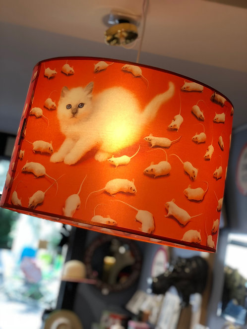 Suspension Kitten