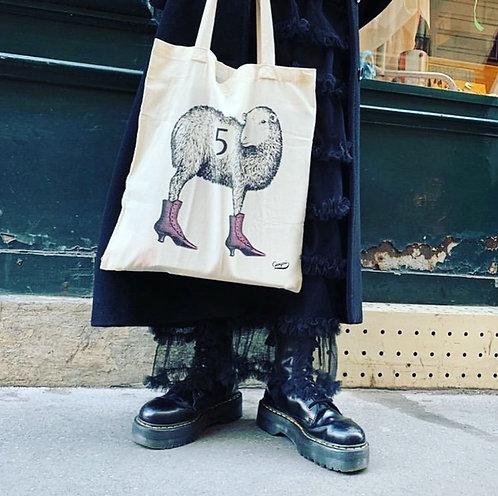 Tote-Bags Coton Bio Gangzaï