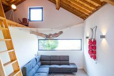 Inside Pomar House