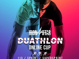 IRONSTAR DUATHLON ONLINE CUP - 1 этап 30-31 мая