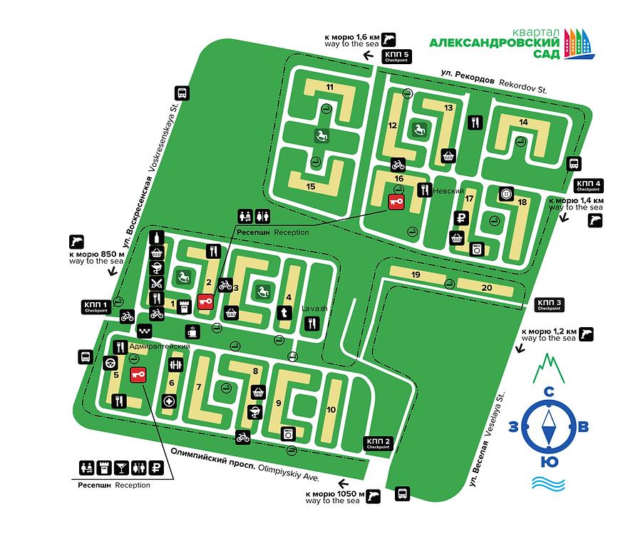 Александровский сад бархатные сезоны схема