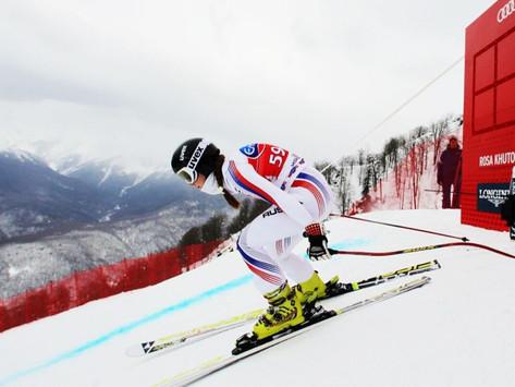 Этапа кубка мира по горнолыжному спорту Rosa Ski Dream 2020 на Розе Хутор 1 и 2 февраля 2020