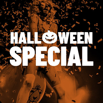 27TH OCTOBER - HALLOWEEN SPECIAL WORKOUT