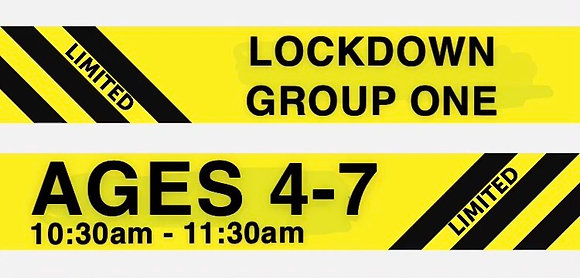 SAT 8TH MAY 2021 - STREET DANCE @ STOKE. LOCKDGROUP 1