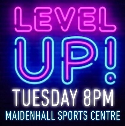 """""""LEVEL UP!"""" TUESDAY DANCE FITNESS - 22ND DECEMBER 2020"""