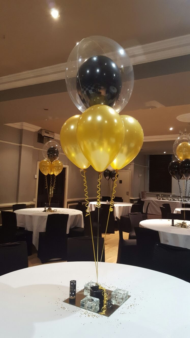 Wedding Balloons and Table Balloons