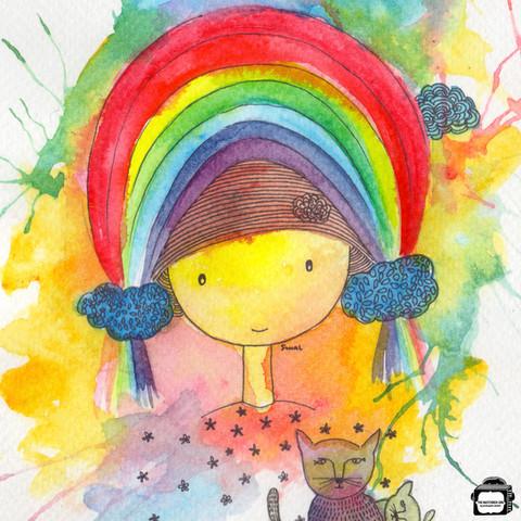 Rainbow In My Hair
